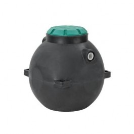300 Gallon Snyder Septic Pump Tank
