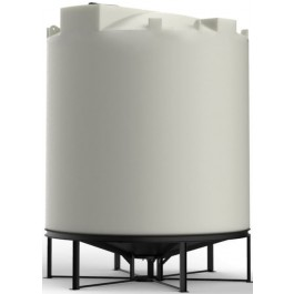 3600 Gallon Cone Bottom Tank