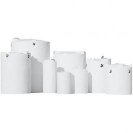275 Gallon Sodium Hypochlorite (UV) Vertical Storage Tank