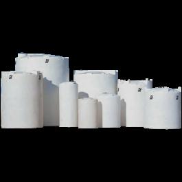 400 Gallon Heavy Duty Vertical Storage Tank