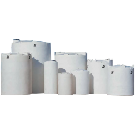 6500 Gallon Heavy Duty Vertical Storage Tank