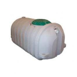 500 Gallon Snyder Ribbed Septic Tank