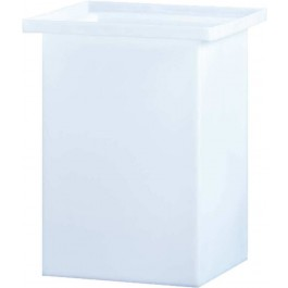 121 Gallon PP Rectangular Open Top Tank