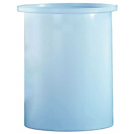 5 Gallon PE Cylindrical Open Top Tank