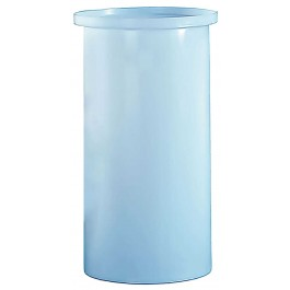 16 Gallon PE Cylindrical Open Top Tank