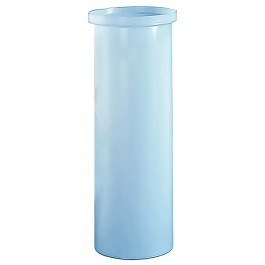 25 Gallon PP Cylindrical Open Top Tank