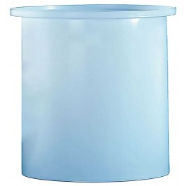 12 Gallon PE Cylindrical Open Top Tank