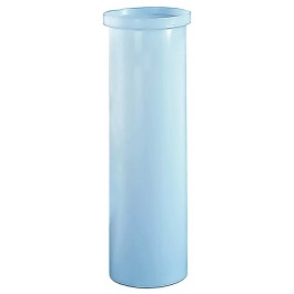 36 Gallon PE Cylindrical Open Top Tank