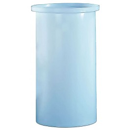 65 Gallon PE Cylindrical Open Top Tank