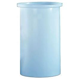 102 Gallon PE Cylindrical Open Top Tank