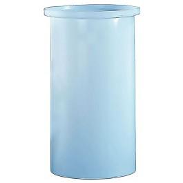 165 Gallon PE Cylindrical Open Top Tank