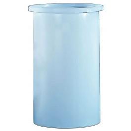 260 Gallon PE Cylindrical Open Top Tank