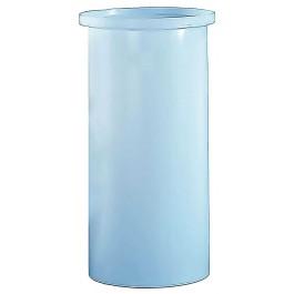 325 Gallon PE Cylindrical Open Top Tank