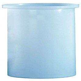 5700 Gallon PE Cylindrical Open Top Tank