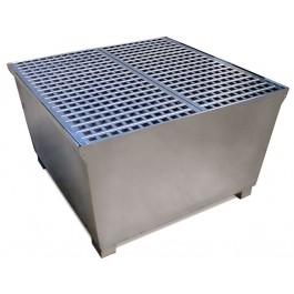 UltraTech Steel IBC Spill Pallet
