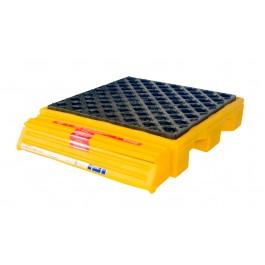 UltraTech 1-Drum Spill Deck Bladder System