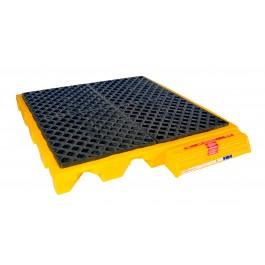 UltraTech 4-Drum Spill Deck Bladder System