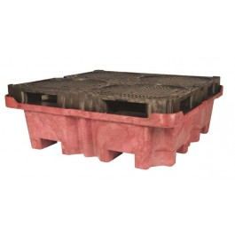 UltraTech Spill King Spill Pallet and Sump, Without Drain