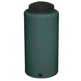10 Gallon Green Vertical Water Storage Tank