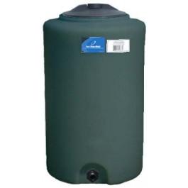 20 Gallon Green Vertical Storage Tank