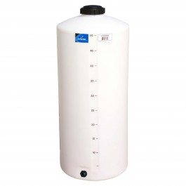 55 Gallon Vertical Storage Tank