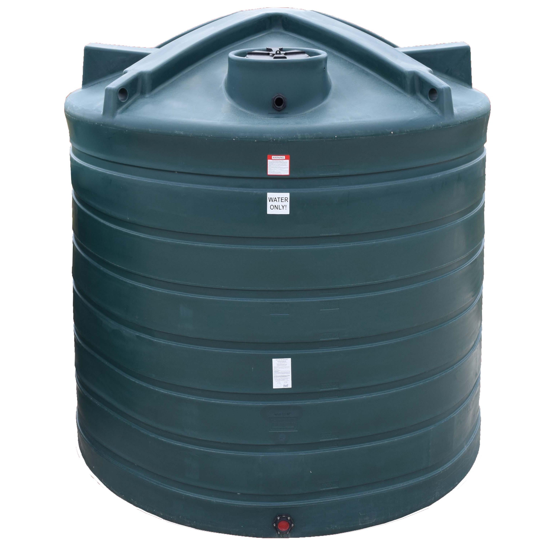 Water Storage Tanks : Water storage tank vertical