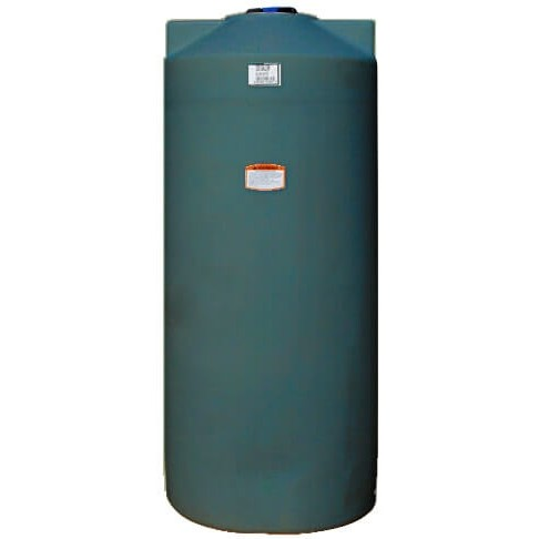 200 gallon water storage tank ca green norwesco 44109. Black Bedroom Furniture Sets. Home Design Ideas