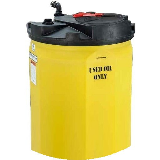 1000 Gallon Waste Used Oil Tank Snyder 5990102n95703