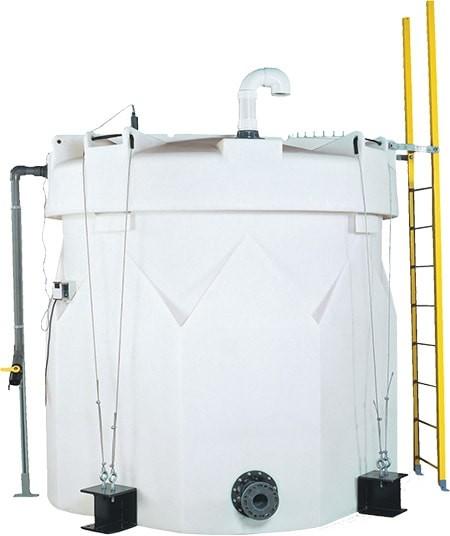 5000 Gallon HDPE Double Wall Tank