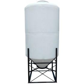 300 Gallon Cone Bottom Tank