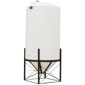 1490 Gallon Cone Bottom Tank