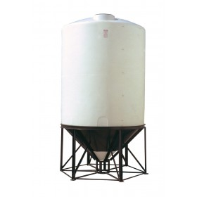 2600 Gallon Cone Bottom Tank