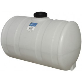 55 Gallon White Applicator Tank