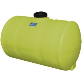 55 Gallon Yellow Applicator Tank