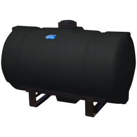75 Gallon Black Applicator Tank