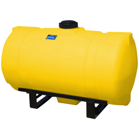 75 Gallon Yellow Applicator Tank