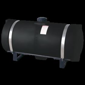 95 Gallon Black Applicator Tank