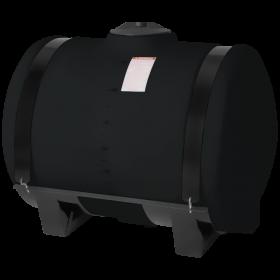 110 Gallon Black Applicator Tank