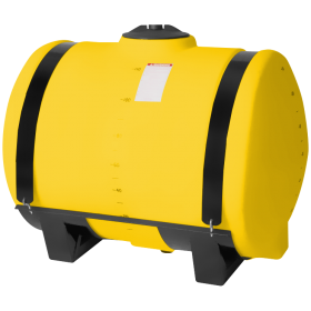 110 Gallon Yellow Applicator Tank