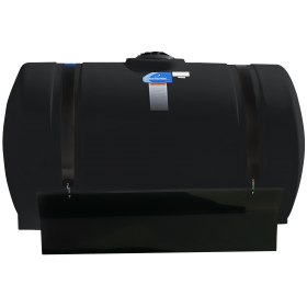 150 Gallon Black Applicator Tank