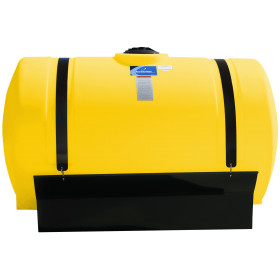 150 Gallon Yellow Applicator Tank