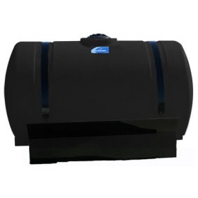 400 Gallon Black Applicator Tank