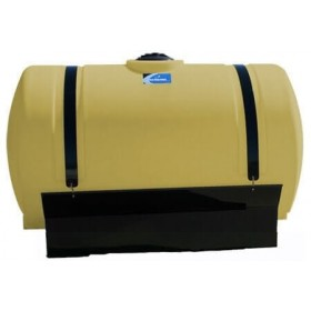 400 Gallon Yellow Applicator Tank