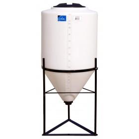 55 Gallon Inductor Cone Bottom Tank