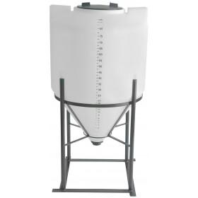 85 Gallon Inductor Cone Bottom Tank