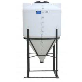85 Gallon Inductor Full Drain Cone Bottom Tank