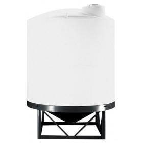 2650 Gallon Heavy Duty Chem-Tainer Cone Bottom Tank