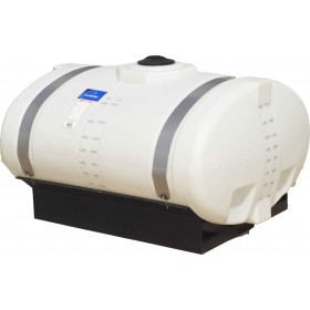 400 Gallon Elliptical Tank