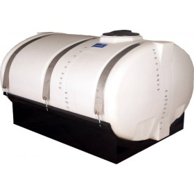 850 Gallon Elliptical Tank