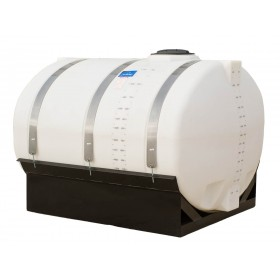 1250 Gallon Elliptical Tank